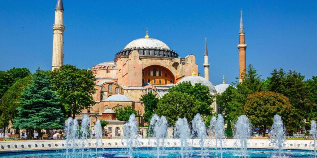 Εκδρομή Ηράκλειο Κωνσταντινούπολη