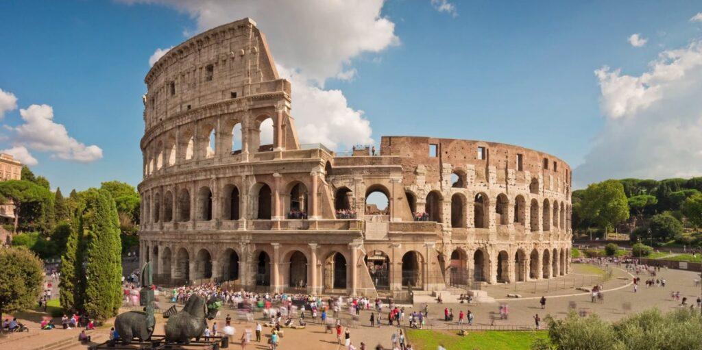 ΗΡΑΚΛΕΙΟ – ΡΩΜΗ (Κολοσσαίο – Λόφος Παλατίνου – Καπιτώλιο – Ρωμαϊκές αγορές – Φοντάνα ντι Τρέβι)