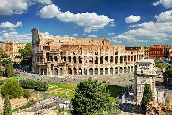 Κολοσσιαίο Ρώμη Kaningostours.gr