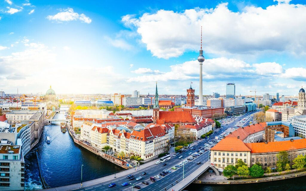 Πληροφορίες για το Βερολίνο