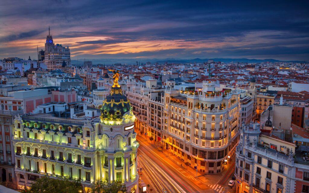 Πληροφορίες για Μαδρίτη