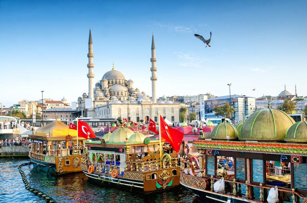 Αξιοθέατα της Κωνσταντινούπολης
